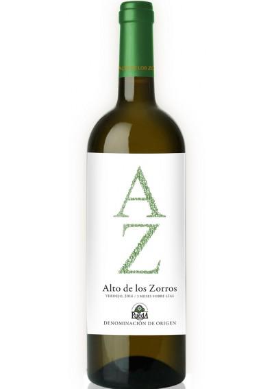 Alto de los Zorros verdejo - Spansk rødvin