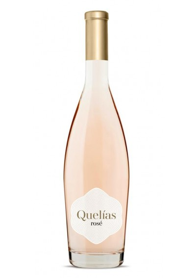 Quelías rosé - 75 cl.