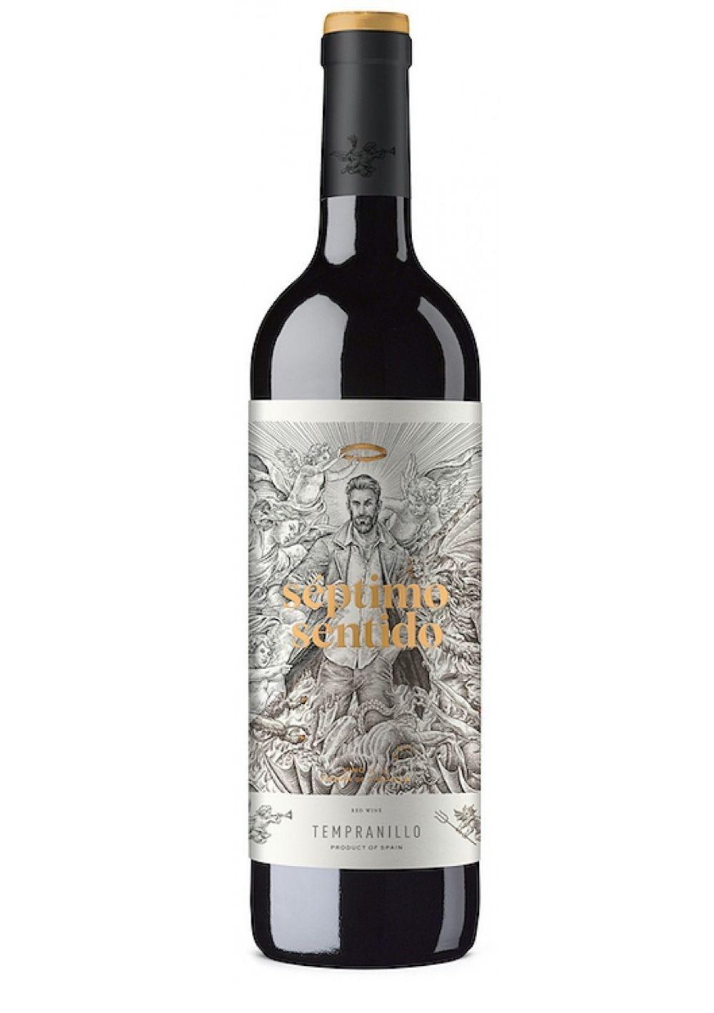 Séptimo Sentido Tempranillo rødvin
