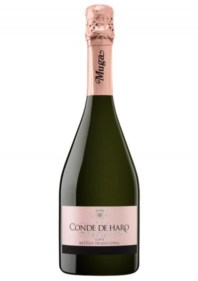 Muga Conde De Haro Cava Rose